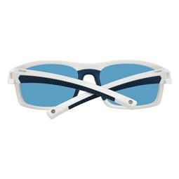 TIMBERLAND - Óculos escuros masculinoas Timberland TB9134-6321H Branco Castanho (ø 63 mm)