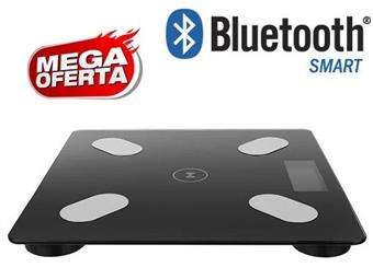 MEGA OFERTA: Balança Digital Inteligente com Medição de 8 Parâmetros, Bluetooth e 8 Memórias por 19€. PORTES INCLUÍDOS.