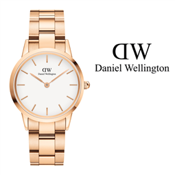 DANIEL WELLINGTON - Daniel Wellington® Relógio Iconic Link 3