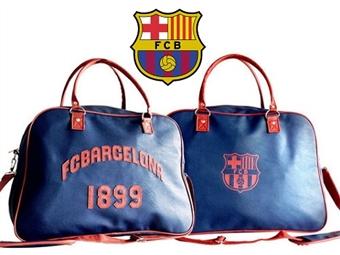 Saco Vintage do FC Barcelona 1899 por 26€. Muito prático para levar para o ginásio. PORTES INCLUÍDOS.