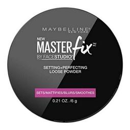 Pós Fixadores de Maquilhagem Master Fix Maybelline (6 g) por 20.46€ PORTES INCLUÍDOS