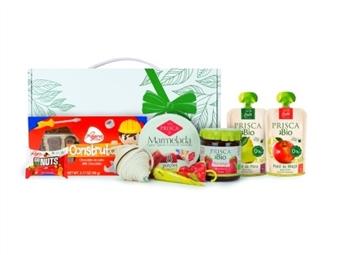 DIA DA CRIANÇA - CABAZ CHOCOLATE da Casa da Prisca: Caixa Sabores de Excelência Laço Verde composta por 7 Deliciosos Produtos por 29€. PORTES INCLUÍDOS.