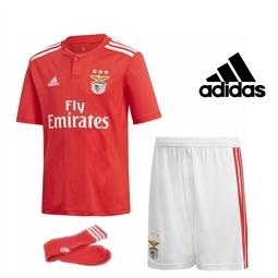 Adidas® Conjunto de Futebol Oficial Benfica - 3 Peças - 13 | 14 Anos por 36.30€ PORTES INCLUÍDOS