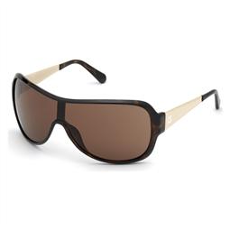GUESS - Óculos escuros masculinoas Guess GU69750052E Castanho Havana