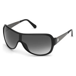 GUESS - Óculos escuros masculinoas Guess GU69750002C Preto Cinzento