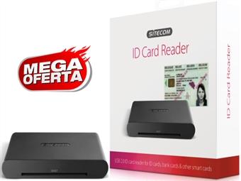MEGA OFERTA: Leitor USB de Cartões de Identificação por 21€. Identificação online para entrega de declarações, etc. ENVIO IMEDIATO. PORTES INCLUIDOS.
